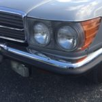 Mercedes SL 450 1971 R107 full