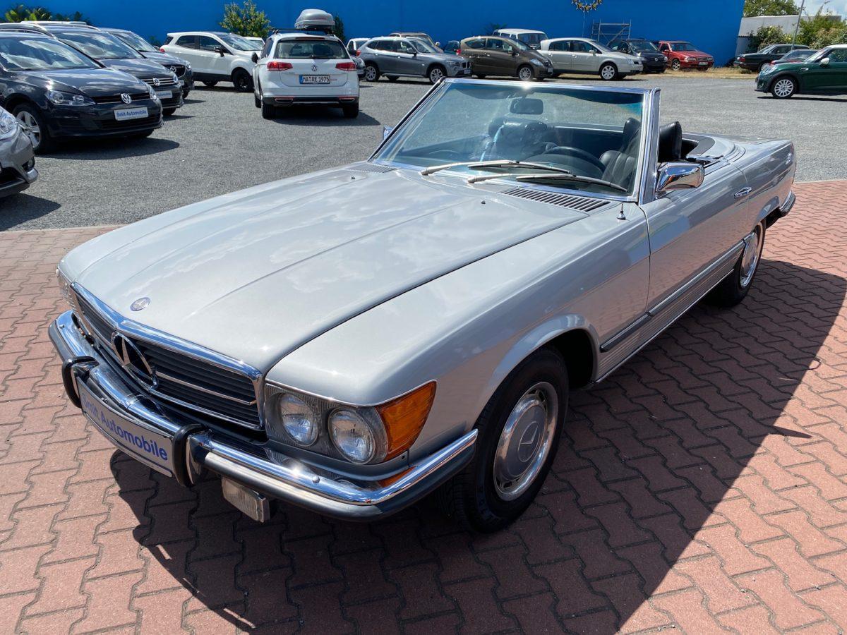 Mercedes SL 450 1971 R107