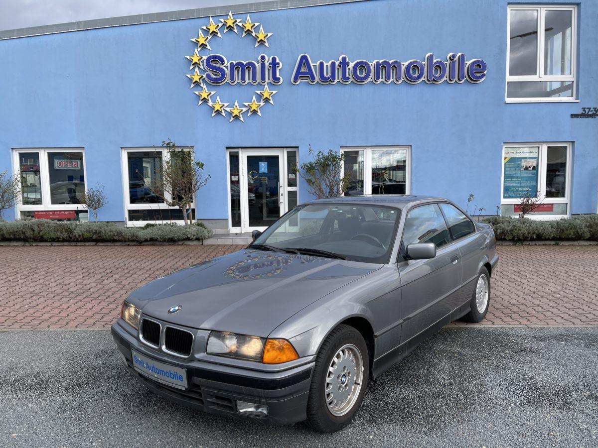BMW 320i Coupé E36 Automatik